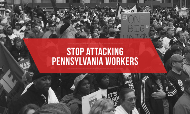 Sign the Petition: Tell Fairness Center to Stop Attacking Workers
