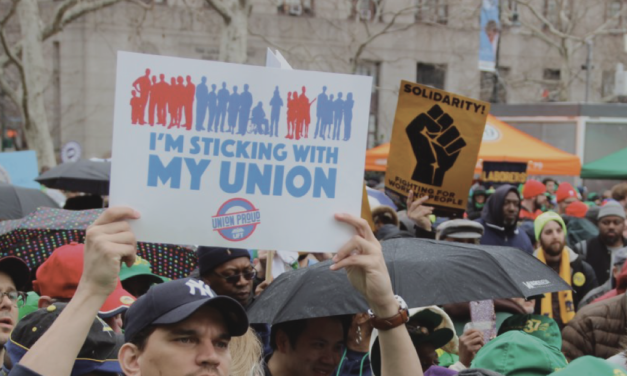 Union members see right through Koch-funded front groups