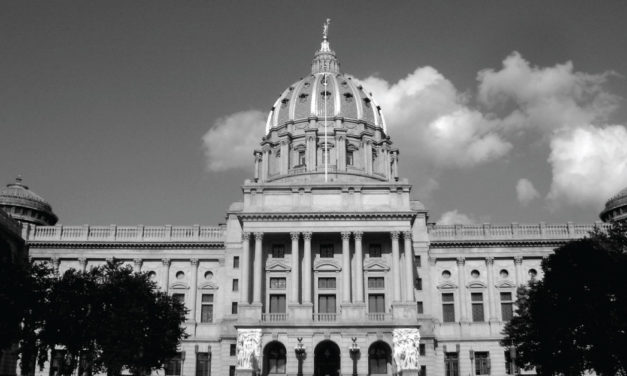 The Commonwealth Foundation's Agenda Fails in Harrisburg
