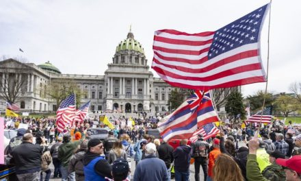 The Dark Money Behind Pennsylvania's Reopen Rallies