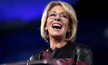 The Atrocious Impact of Betsy DeVos