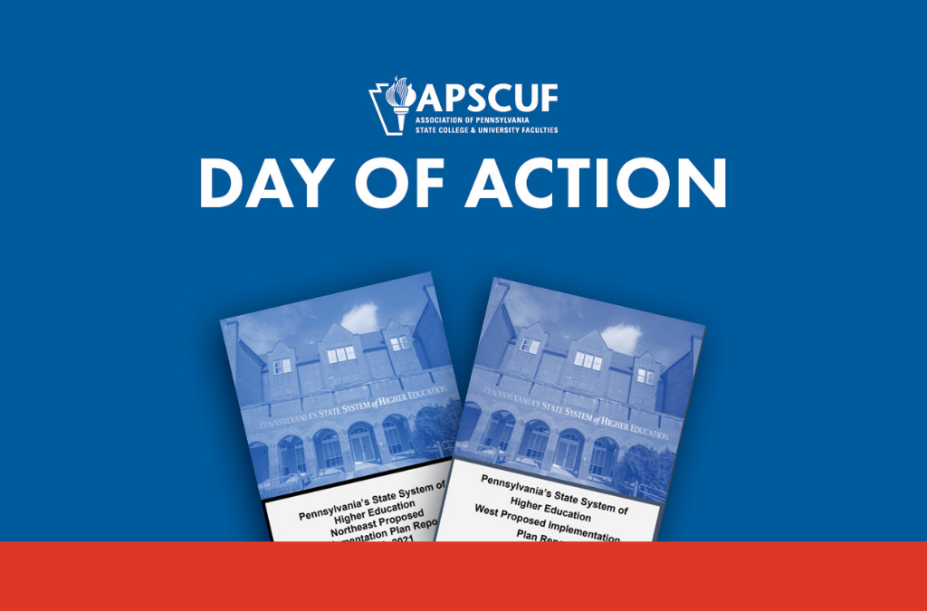 APSCUF & Labor Speaks Out Against PASSHE Consolidation